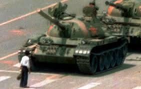 Tianamen Square tank