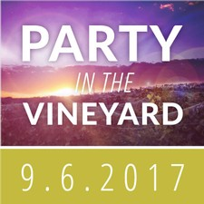 Party in the Vineyard 9.6.2017